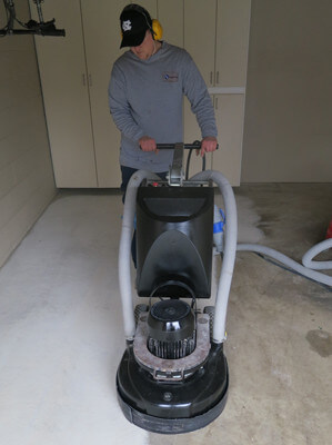 Concrete Floor Coatings Our Process Stronghold Floors