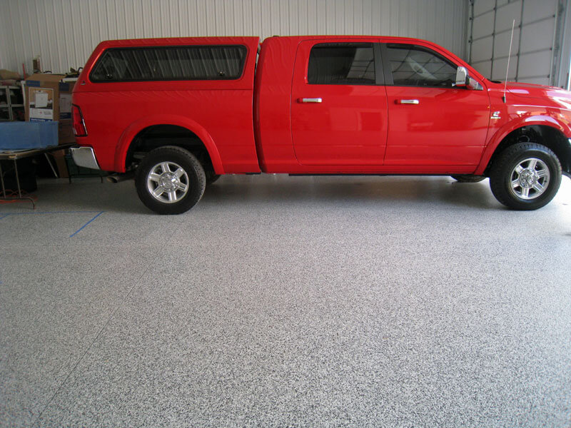Garage Floor Coatings in Baltimore, MD