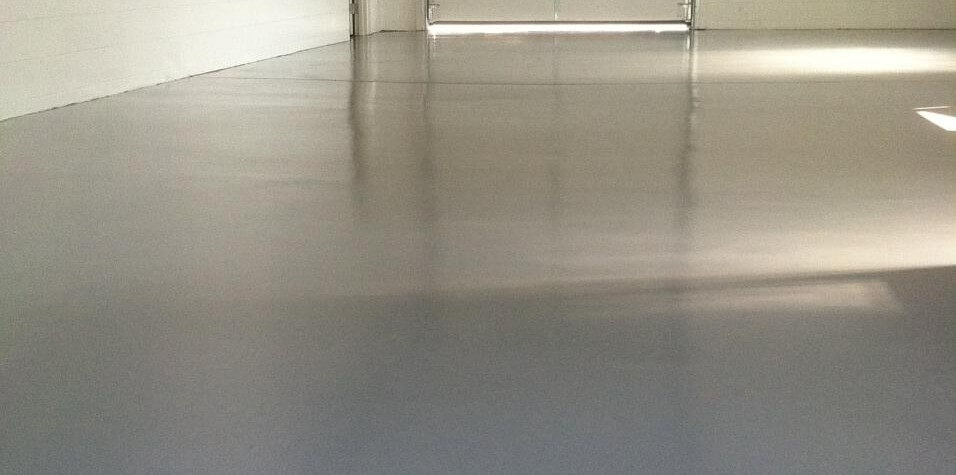 Epoxy Garage Floors In Bel Air And Bethesda Areas Of Maryland