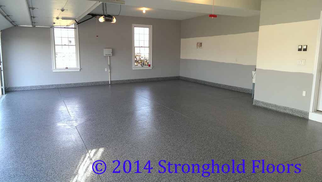 Mechanicsburg Garage Floor Coating Coatings For A Complete Makeover