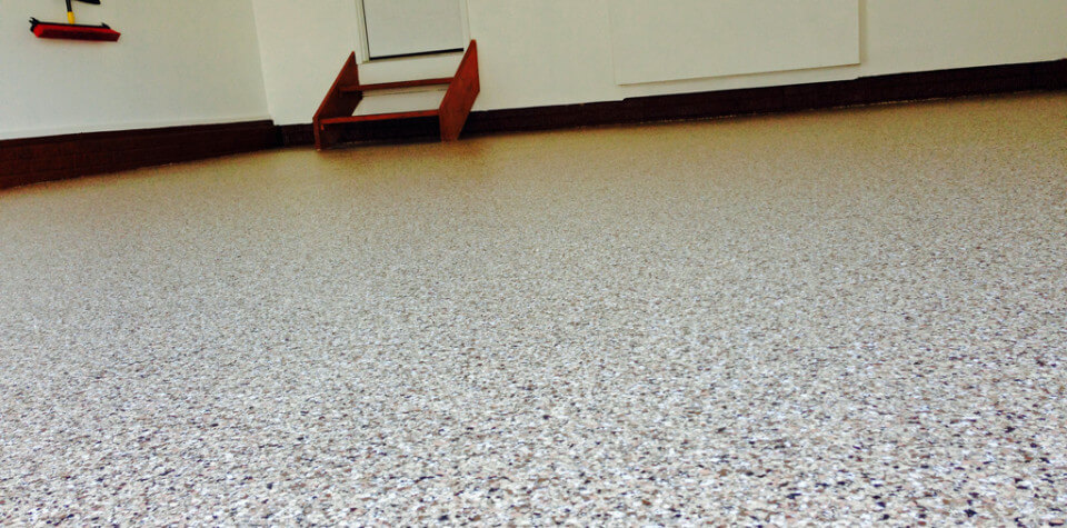 Garage floors in ellicott city parkville and columbia for Flooring company columbia md