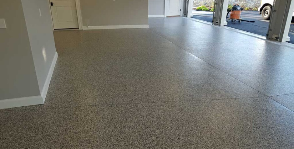Lancaster, PA - Epoxy Garage Floor Coatings on how to paint, how to coat rock floor, how to stain garage floor, how to coat garage floor, epoxy concrete floor, how to carpet garage floor,