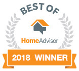 Stronghold Floors awarded the 2018 Best of HomeAdvisor award